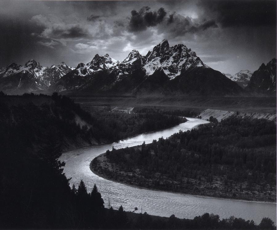 Original Prints By Photographer Ansel Adams