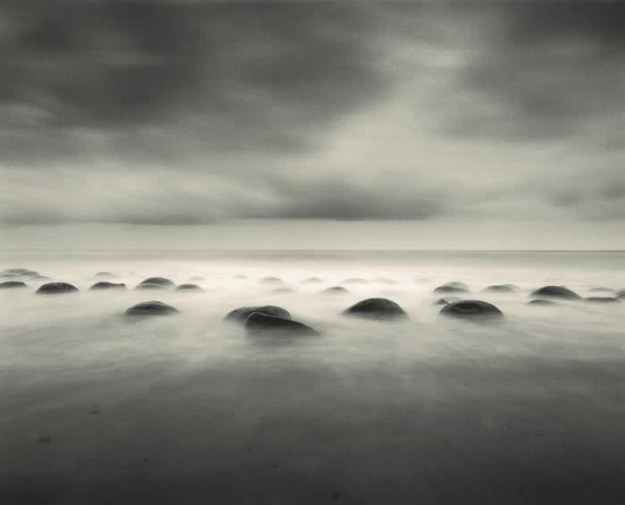 William Scott - Bowling Ball Beach Study