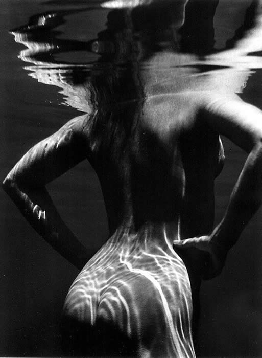 Grapher Brett Weston Underwater Nudes